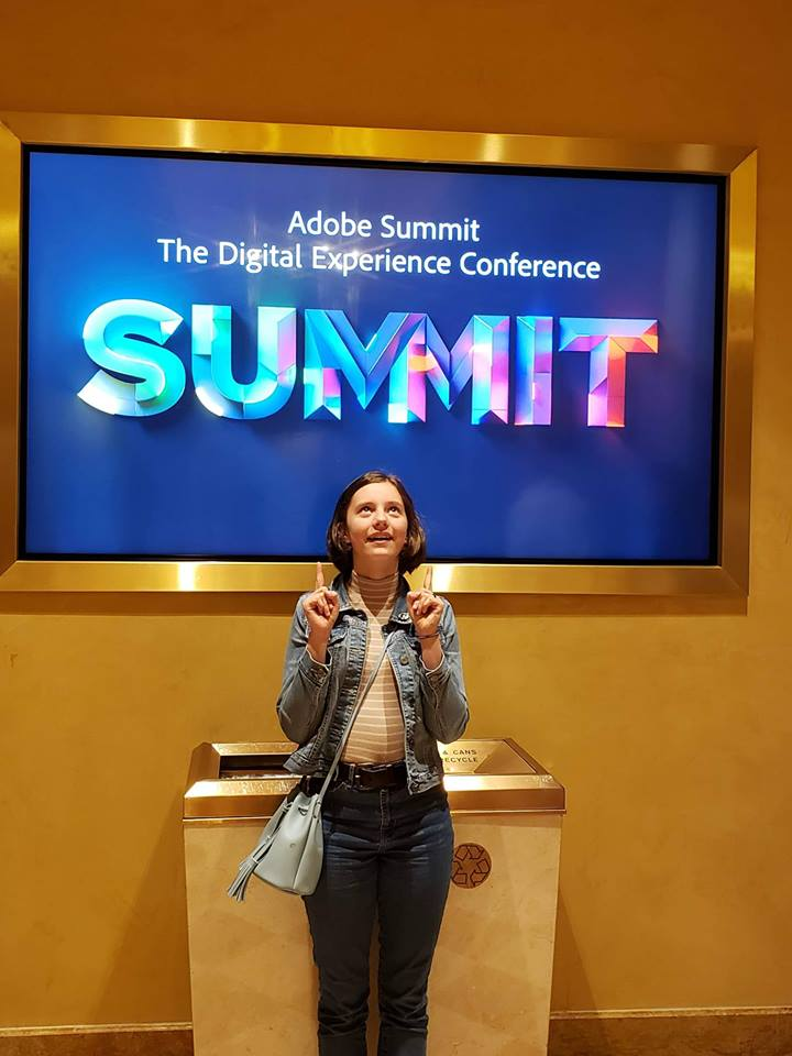 Esabella Strickland Adobe Summit