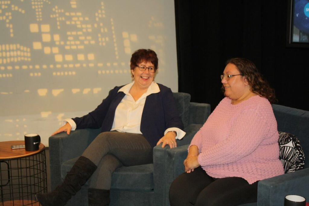 Big Talk with Cindy + Sophia